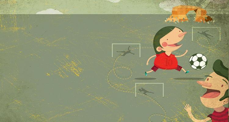 imagen  El goleador